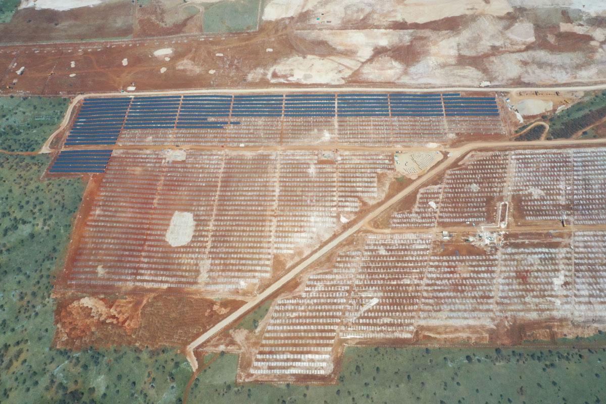 204 MW SOLAR PARK PROJECT, GREECE 02