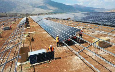 204 MW SOLAR PARK PROJECT, GREECE